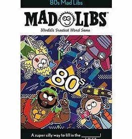 Mad Libs 80s Mad Libs