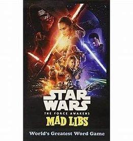 Mad Libs Star Wars Force Awakens Mad Libs
