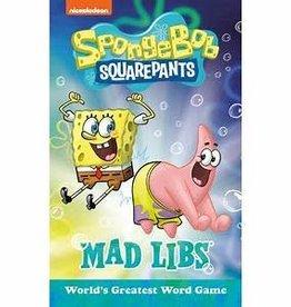 Mad Libs Sponge Bob Mad Libs