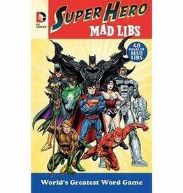 Mad Libs DC Super Hero Mad Libs
