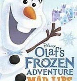 Mad Libs Olafs Frozen Adventure