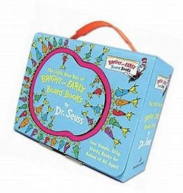 RH Childrens Books Little Blue Box of Bright and Early Board Books