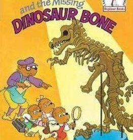 RH Childrens Books Berenstain Bears Missing Dinosaur Bone by Stan & Jan Berenstain
