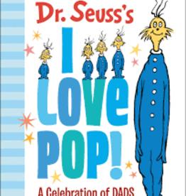 RH Childrens Books I Love Pop by Dr. Seuss