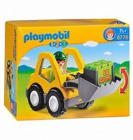 Playmobil 123 Small Excavator 6775