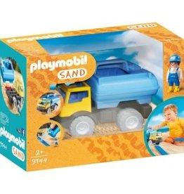 Playmobil Water Tank Truck