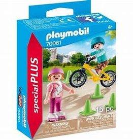Playmobil Skate Park 70061