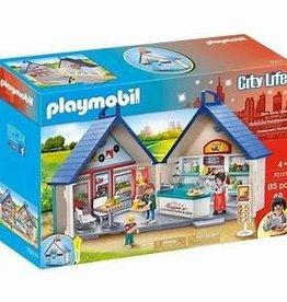 Playmobil Take Along Diner 70111