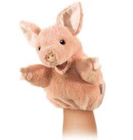 "Folkmanis 6"" Little Pig Puppet"