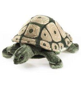 "Folkmanis 12"" Tortoise Puppet"