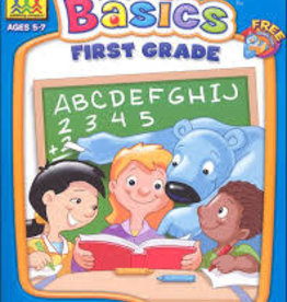 School Zone First Grade Basics
