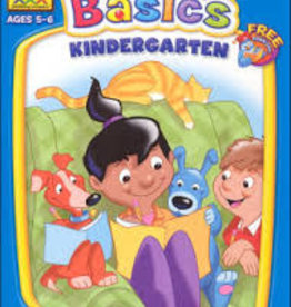 School Zone Kindergarten Basics