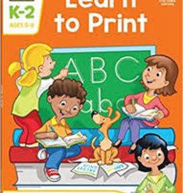 School Zone Learn To Print