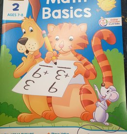 School Zone Math Basics Second Grade