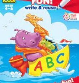 School Zone Alphabet Fun