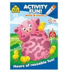 School Zone Activity Fun