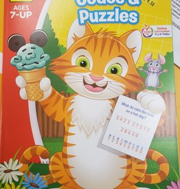 School Zone Codes and Puzzles