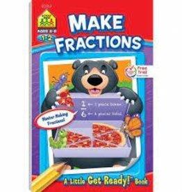School Zone Make Fractions