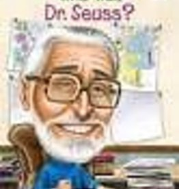 Who-HQ Who Was Dr. Seuss by Janet B. Pascal