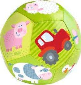 Haba On the Farm Baby Ball