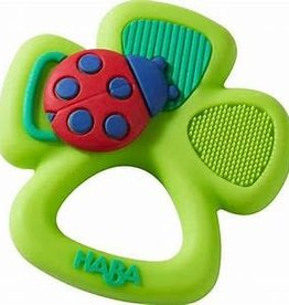Haba Shamrock Silicone Clutch Toy