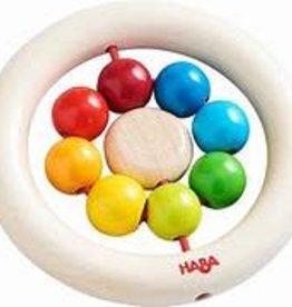 Haba Rainbow Balls Clutch Toy