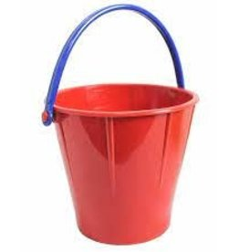 Haba Large Sand Bucket Red