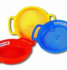 Haba Large Sand Sieve Red