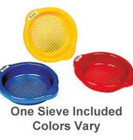 Haba Small Sand Sieve Yellow