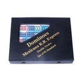 John Hansen Double 12 Dominos
