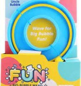 Uncle Bubble Fun Big Bubbles Wand