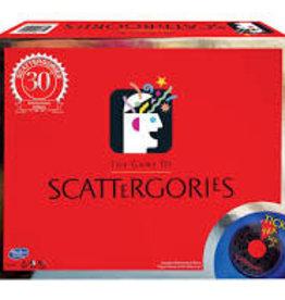 Hasbro Scattergories 30th Anniversary