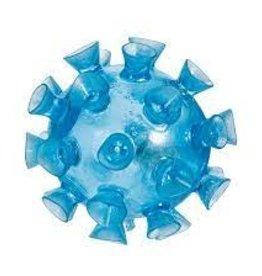Toysmith Virus Hand Wash Helper Ball Blue