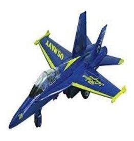 Toysmith F-18 Blue Angel Jet