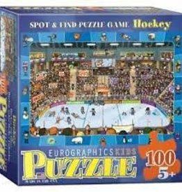 EuroGraphics Hockey - Spot & Find 100 PC