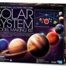 Toysmith 3D Glow Solar System Model Kit