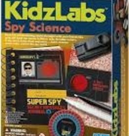 Kidz Lab Spy Science