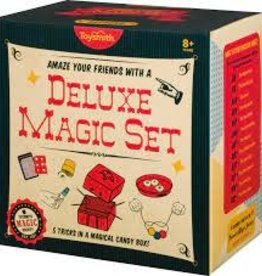 Toysmith Deluxe Magic Set