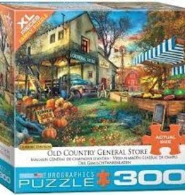 EuroGraphics Old Country General Store 300 PC