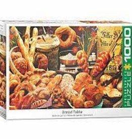 EuroGraphics Bread Table 1000 pc