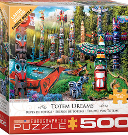EuroGraphics Totem Dreams 500 PC