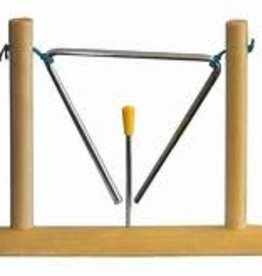 Grover Musical Triangle on a Stand