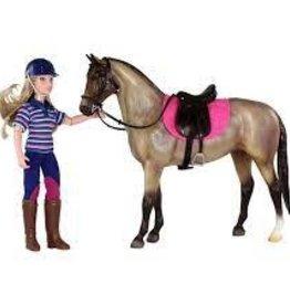 Breyer English Horse & Rider 61114