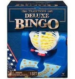 Spin Master Traditions Deluxe Plastic Bingo Cage