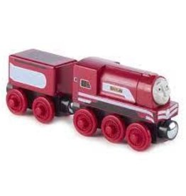 Fisher Price Caitlin Wood Train