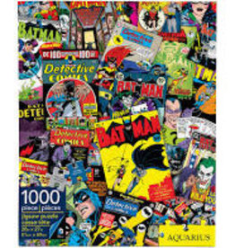 DC DC Comics  Batman Collage 1000 pc