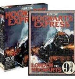 Aquarius Hogwarts Express 1000 pc