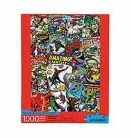Marvel Spider Man Collage Puzzle 1000 pc