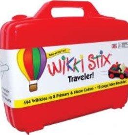 Wikki Stix Wikki Stixs Traveler Red Set