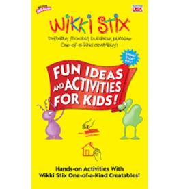 Wikki Stix New Fun Ideas Wikki Stix Book